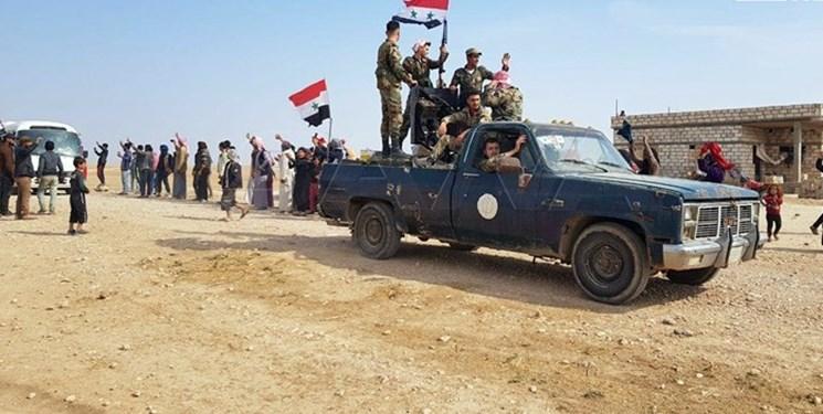 ارتش سوریه و ترکیه در «رأس العین» درگیر شدند
