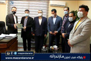 محمد یزدانی سرپرست انجمن دو و میدانی ورزش کارگری مازندران شد