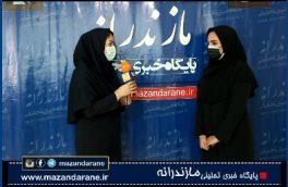 صحبت های مدیر عامل خانه مطبوعات استان مازندران در دفتر پایگاه خبری مازندرانه