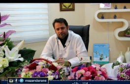 صحبت های شنیدنی دکتر امیر بهاری متخصص کودکان و رئیس هیات مدیره نظام پزشکی آمل